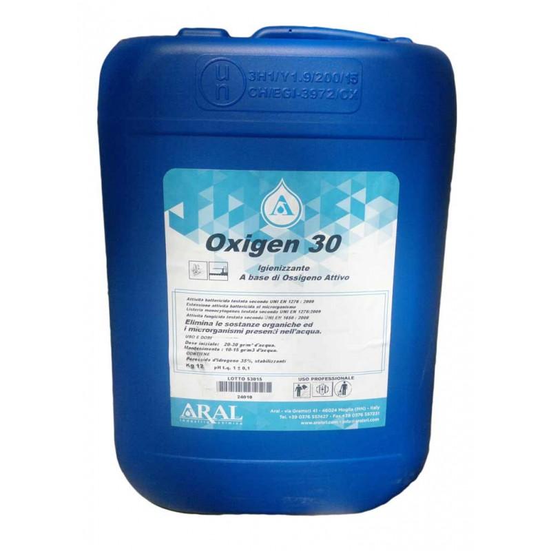 Oxigen 30 alternativa disinfezione della piscina blog - Piscina a sale ...